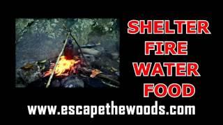 Escape the Woods Survival Training Course