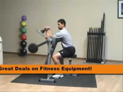 Bicep/Tricep Machines For Sale