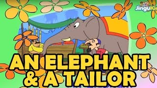 An Elephant And A Tailor - Short Stories