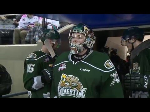 Carter Hart - NHL Top Prospect / 2016 NHL Entry Draft