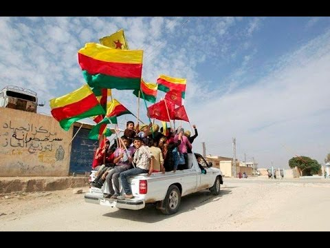 kurds - On The Stream: What will the fallout of the Syrian conflict be for the Kurds.