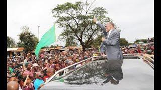 Rais wa jamhuri ya Muungano wa Tanzania, John Pombe Magufuli yupo mkoani Pwani kwa ziara ya kikazi ambapo leo...