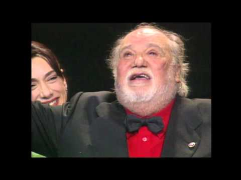Francisco Rabal gana el Goya a Mejor Actor Protagonista 2000