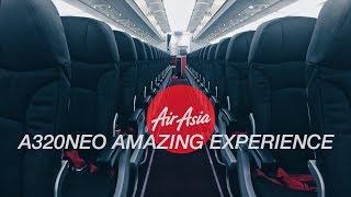 Video AirAsia A320 NEO Amazing Experience  | Cockpit Visit | AK 387 CGK-KUL VLOG MP3, 3GP, MP4, WEBM, AVI, FLV Juli 2018