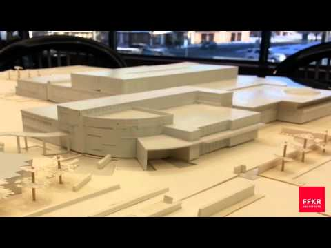 FFKR Architects: 3d Printing For Architecture With a Makerbot 3d Printer