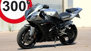 6. YAMAHA YZF-R1 2003 Top Speed 300km/h