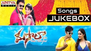 Masala Telugu Movie Full Songs - Juke Box - Venkatesh, Ram Pothineni, Anjali, Shazahn Padamsee