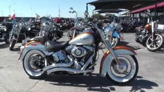1. 039940 - 2014 Harley Davidson Softail Deluxe FLSTN - Used motorcycles for sale