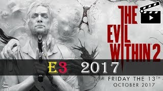 Сюжетный трейлер The Evil Within 2Игра продолжит историю детектива Себастьяна Кастелланоса, которому предстоит спасти свою дочь.Игра выходит 13 октября 2017 года.