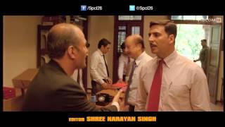 Akshay Kumar - Dialogue Promo - Special 26