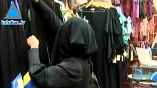 Les Boutiques De Lingerie Saoudienne N'emploierons Plus Que Des Femmes !
