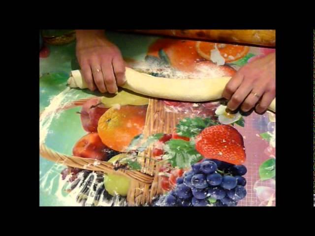 как сделать красиво булочки с маком