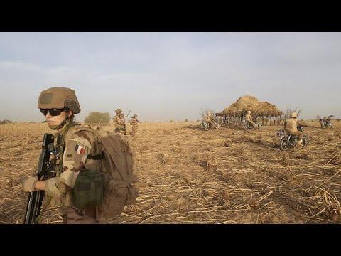 Paris redoute le désengagement de Washington au Sahel