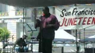 Ukali at 2009 S F Juneteeth