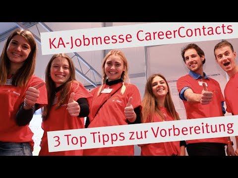 Unkompliziert zum neuen Job: am 23.10. zur CareerContacts 2019