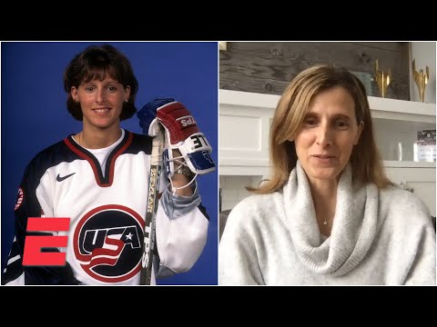 Hockey legend Cammi Granato's conversation about hockey, sexism and her supportive coach | ESPN