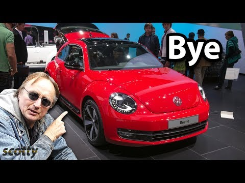 The Death of the Volkswagen Beetle, Again | Scotty Kilmer