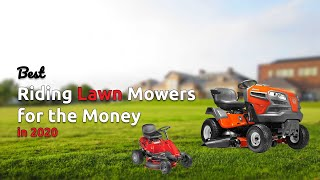 4. Top 10 Best Riding Lawn Mowers | Riding Lawn Mower Reviews