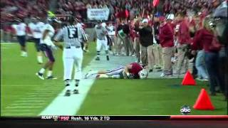 Andrew Luck vs Arizona (2010)