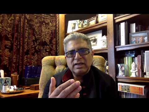Deepak Chopra: What Is The Real Reality?