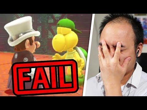 LE FAIL DE LA HONTE ! | Super Mario Odyssey #37