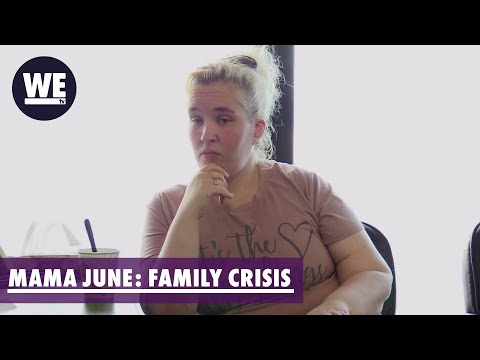 June Can't Admit She's a Drug Addict | Mama June: Family Crisis