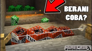 Upiiiin Kena Jebakan Paling Mematikan Di Dunia Minecraft