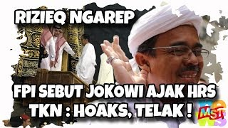 Video Klaim Rizieq Tolak Temui Jokowi Di Mekkah DiSkakmat TKN, Netizen Pun Rame Membyuwlly! MP3, 3GP, MP4, WEBM, AVI, FLV April 2019