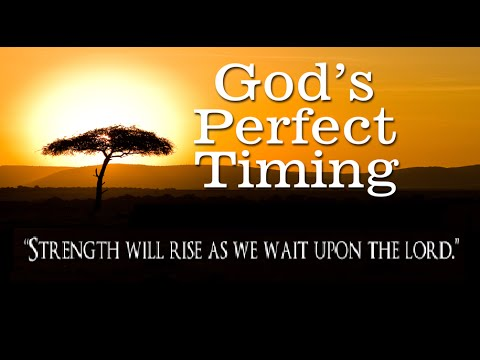 Waiting on Gods Timing...Its Worth It! Daily Devotional for Women