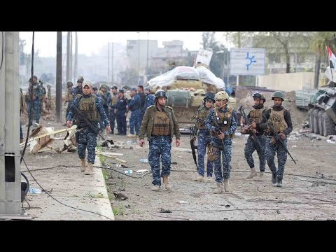 Video Iraqi forces struggle to dislodge deeply-embedded ISIL militants download in MP3, 3GP, MP4, WEBM, AVI, FLV January 2017