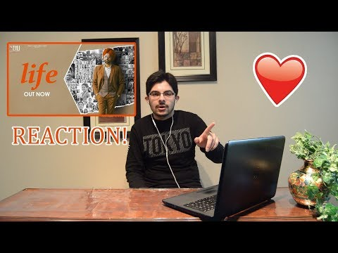 Pakistani Reaction on Punjabi Song LIFE | TARSEM JASSAR | WESTERN PENDUZ | J STATIK