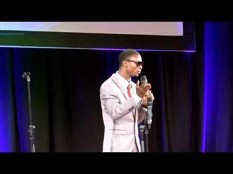 I Go Die Comedian Live @ Nigerian Comedy Show 2011 in London