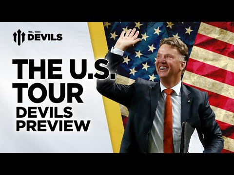 united - Louis van Gaal and his first MUFC squad are in the U.S. for games vs LA Galaxy, Inter Milan, Roma and Real Madrid. Sam asks Adam and Jay if it's worth it, and what would be considered a success?...