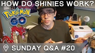 HOW WILL WE FIND SHINY POKÉMON IN POKÉMON GO? (Trainer Tips Q&A) by Trainer Tips