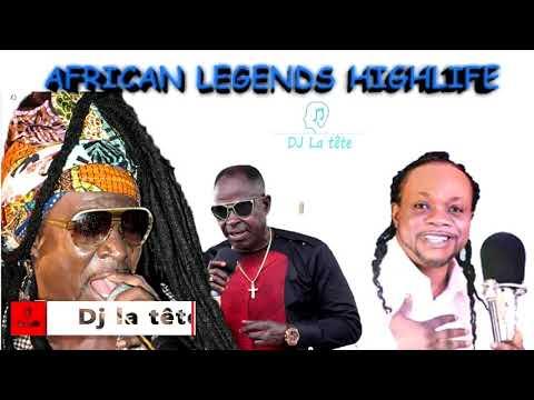 HIGHLIFE MUSIC MIX/AFRICAN LEGENDS HIGHLIFE  #kojoantwi #lumba /amakye dede #ghanamusic #djlatete