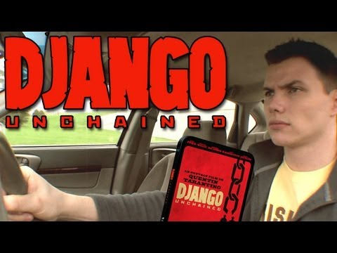 Django Unchained Blu-ray Steelbook Movie Review