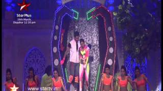 Star Holi - A very neon performance by Ravi and Sargun!