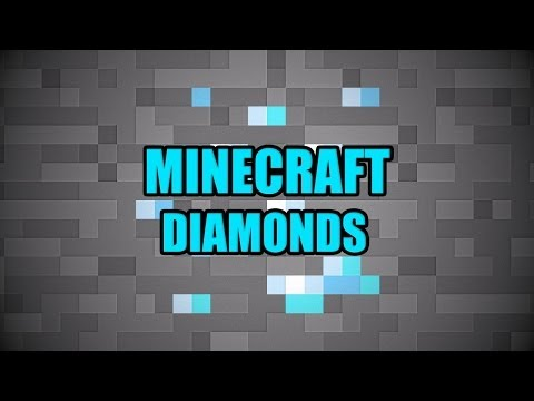 Minecraft How To Find Diamonds