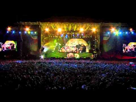 Metallica - Welcome Home (Sanitarium) - Live Sonisphere Sofia (2010)
