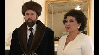 Nicolas Cage gets MEME'D After Posing with First Lady of Kazakhstan While actor Nicolas Cage was visiting Kazakhstan for 13th...