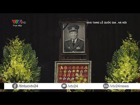 Lãnh đạo Đảng, Nhà nước tiễn biệt nguyên Chủ tịch nước Lê Đức Anh | VTV24 - Thời lượng: 57:30.