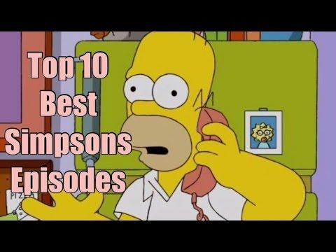 Top 10 Best Simpsons Episodes