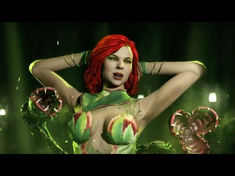 Injustice 2 - Poison Ivy Trailer