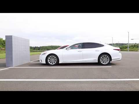 Lexus LS Intelligent Sonar