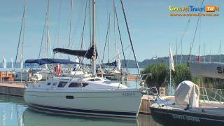 Tihany Hungary  City new picture : Tihany and Balatonfuhred, Lake Balaton, Hungary - Unravel Travel TV