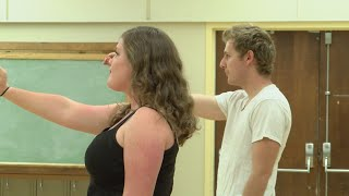 A group at UNM is trying to make theatre more relatable for people their age -- millennials.