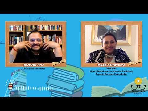 Decoding Publishing with Milee Ashwarya