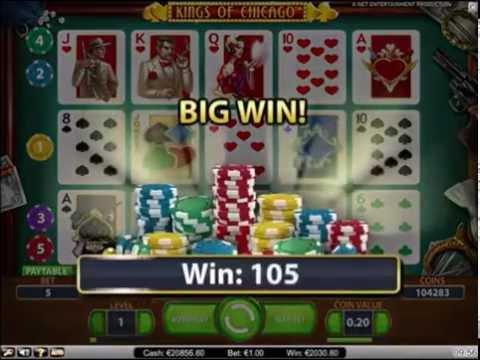 Grande Vincita alla Slot Kings Of Chicago - Aamsslotmachine.it