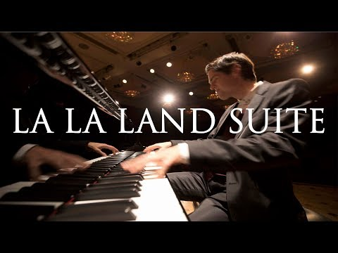 Advanced La La Land Suite - Piano Cover - Jacob Koller
