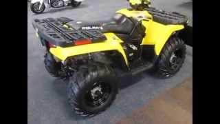 3. 2006 Polaris Sportsman 450   UA310 020